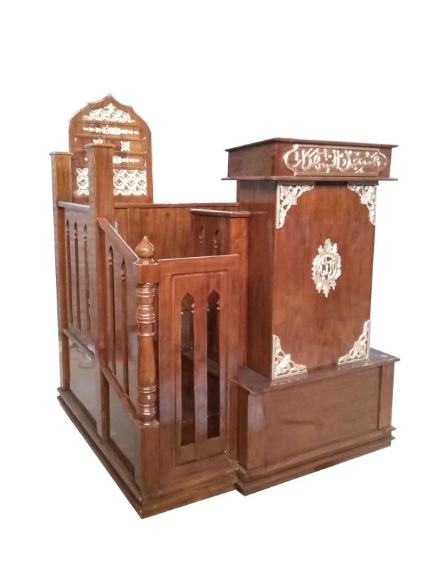 Mimbar Masjid Suaro